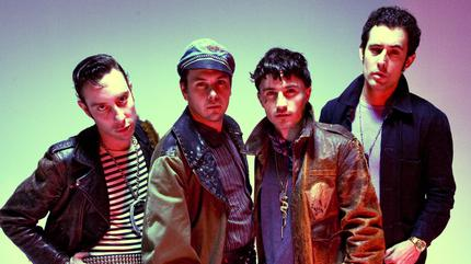 Concierto de Black Lips en Columbus