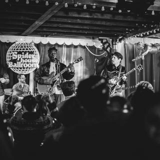 Black Pumas concert à Portland