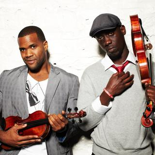 Concierto de Black Violin en San Francisco