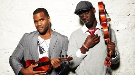 Concierto de Black Violin en Fort Worth