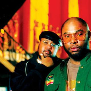 Concierto de Blackalicious en Hollywood