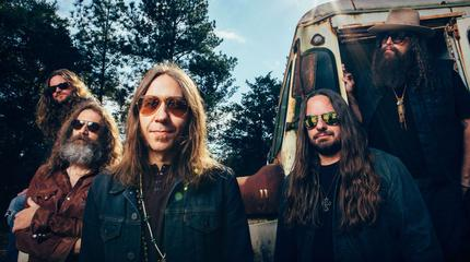 BlackBerry Smoke in concerto a Vancouver