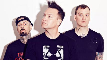 Concierto de Blink-182 + Papa Roach + Weezer en Mansfield