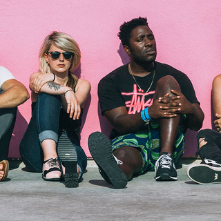 Concierto de Bloc Party en Brighton