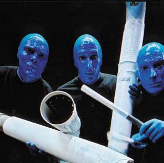 Concierto de Blue Man Group en Montgomery