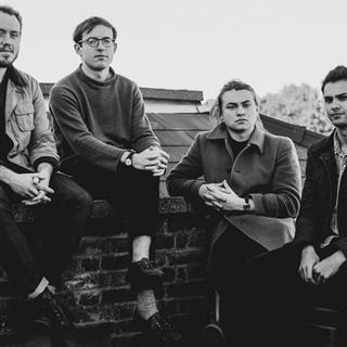 Concierto de Bombay Bicycle Club en Londres