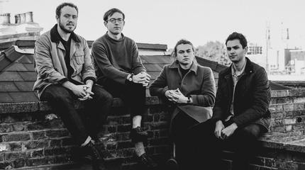 Concierto de Bombay Bicycle Club en Prague