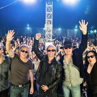 Concierto de Bon Jovi Experience en York