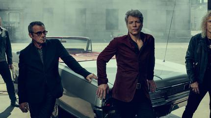 Concierto de Bon Jovi + Bryan Adams en Inglewood