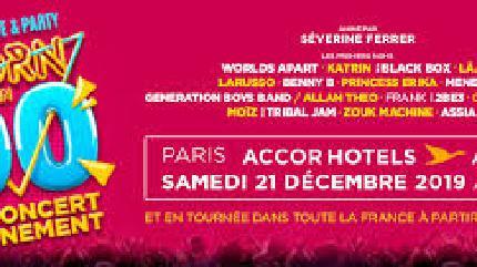 Concierto de Born in 90 en Lyon