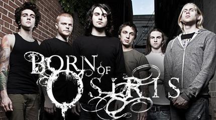 Concierto de Born of Osiris en Hamburgo