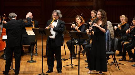 Concierto de Boston Baroque en Los Ángeles