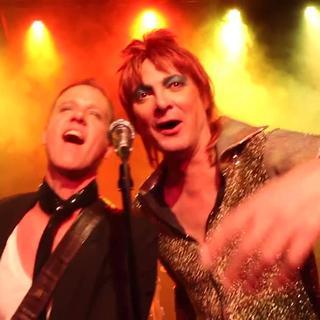 Concierto de BowieLive (Bowie Tribute) en Vancouver