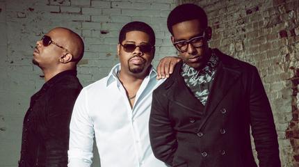 Boyz II Men concert à Mount Pleasant