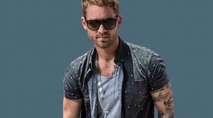 Brett Young concert in Calgary