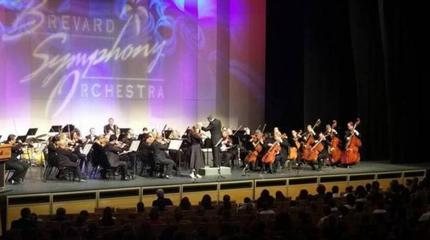 Brevard Symphony Orchestra concert à MELBOURNE