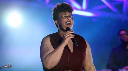 Brittany Howard concert in Manchester