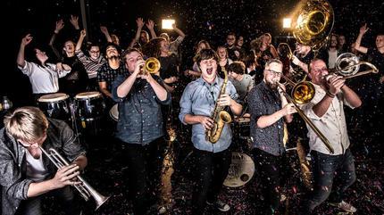 Concierto de Broken Brass Ensemble en Zúrich