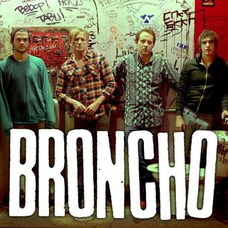 Broncho concert in Salt Lake City