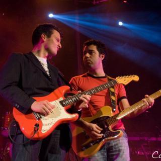 Concierto de BROTHERS IN BAND, Tributo  a Dire Straits en Madrid