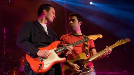 Concierto de BROTHERS IN BAND, Tributo  a Dire Straits en Barcelona