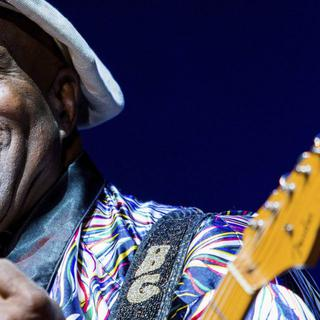 Concierto de Buddy Guy en Avila Beach