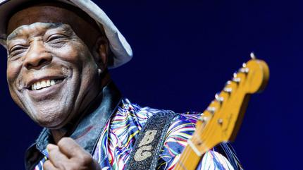Buddy Guy + Christone Kingfish Ingram concert à Houston