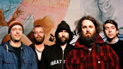 Built to Spill concert in Portland