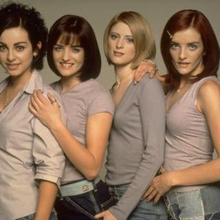B*Witched concert in Manchester