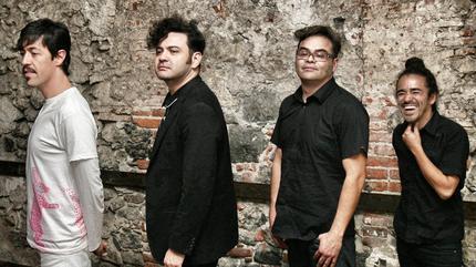 Konzert von Café Tacvba in Austin