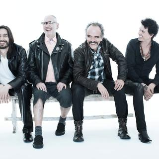 Caifanes concert in Mexico City