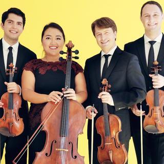 Concierto de Calidore String Quartet en Columbus