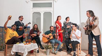 Candeleros concert in Madrid