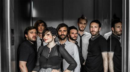 Caravan Palace concert in Paris