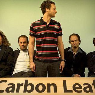 Concierto de Carbon Leaf en Charleston