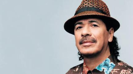 Concierto de Carlos Santana en Londres