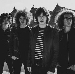 Concierto de Catfish and the Bottlemen en Saint Augustine