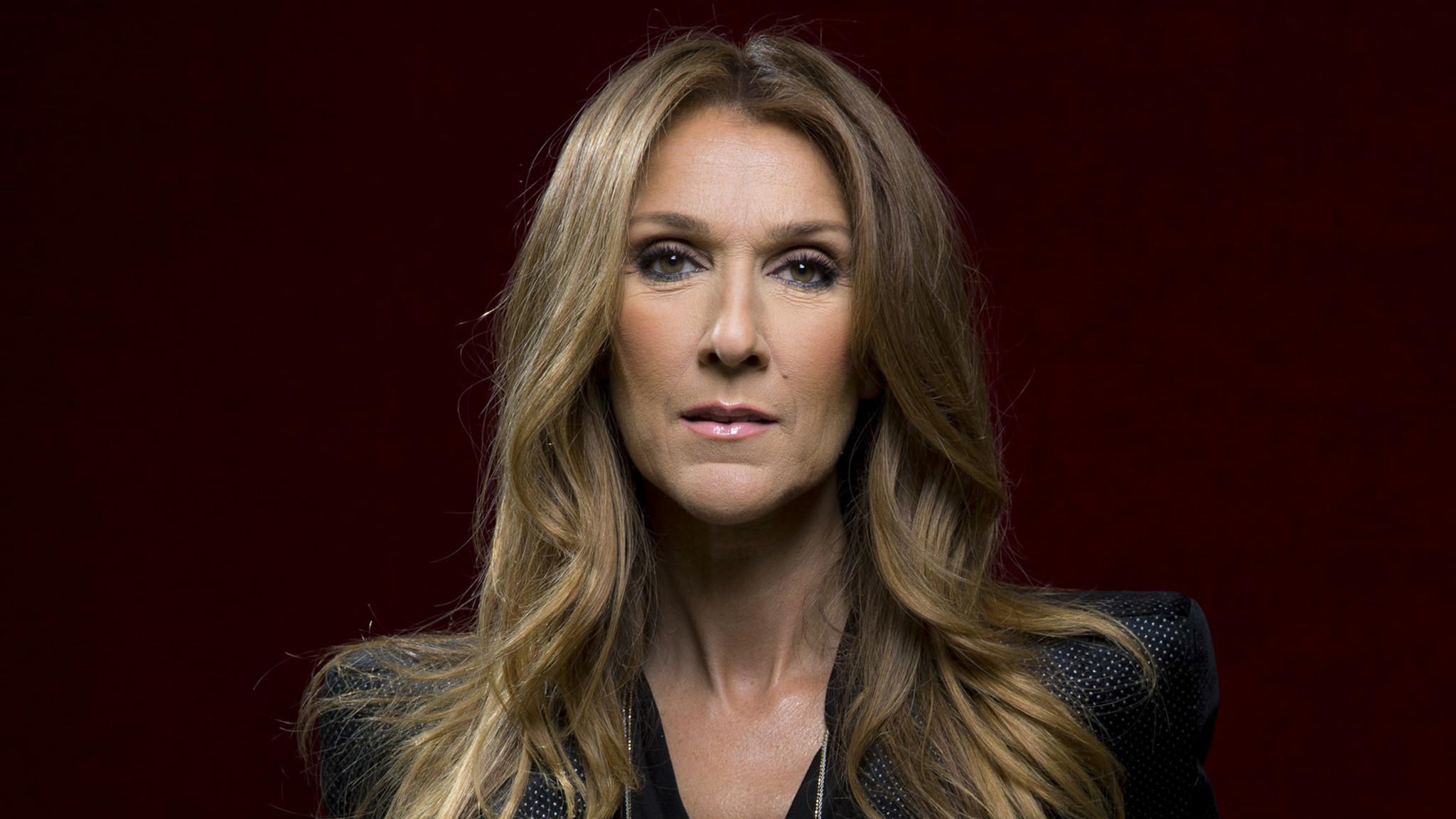 Concierto de Céline Dion en Los Ángeles