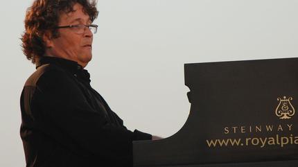 Concierto de Chano Domínguez en Scottsdale