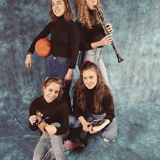 Chastity Belt concert in Glasgow