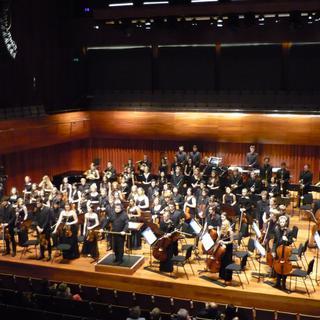 Concierto de Chetham's Symphony Orchestra en Manchester