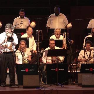Concierto de Chicago Jazz Orchestra en Milwaukee