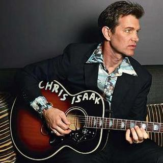Concierto de Chris Isaak en Alexandria