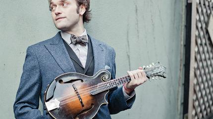 Chris Thile concert in Norfolk