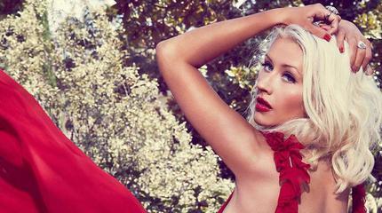 Concierto de Christina Aguilera en Las Vegas