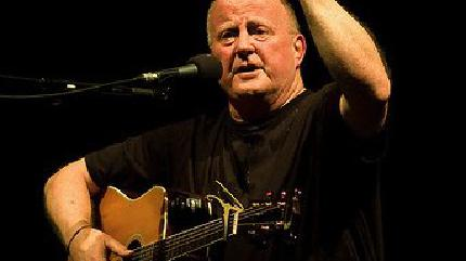 Christy Moore concerto a Tullamore