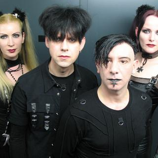 Concierto de Clan of Xymox + She Past Away en Whitby