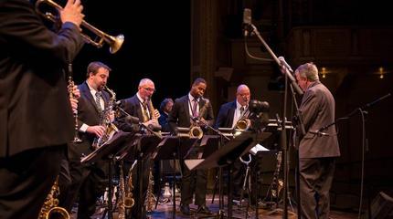 Concierto de Cleveland Jazz Orchestra en Cleveland