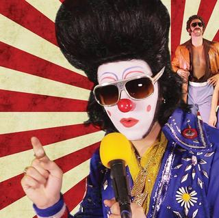 Clownvis Presley concert in Seattle