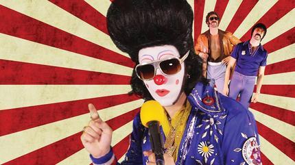 Concierto de Clownvis Presley en Seattle